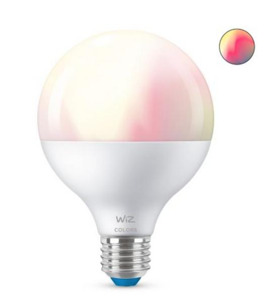 Bilde av Wiz Wi-Fi BLE Color/11W G95 E27 12/1PF