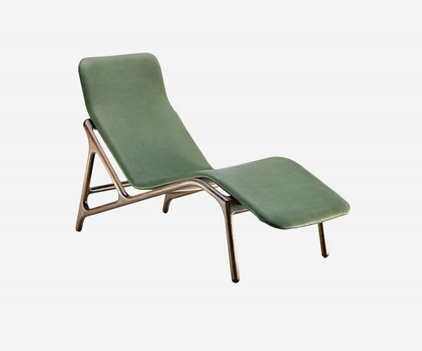 Bilde av Woak marshall louge chair