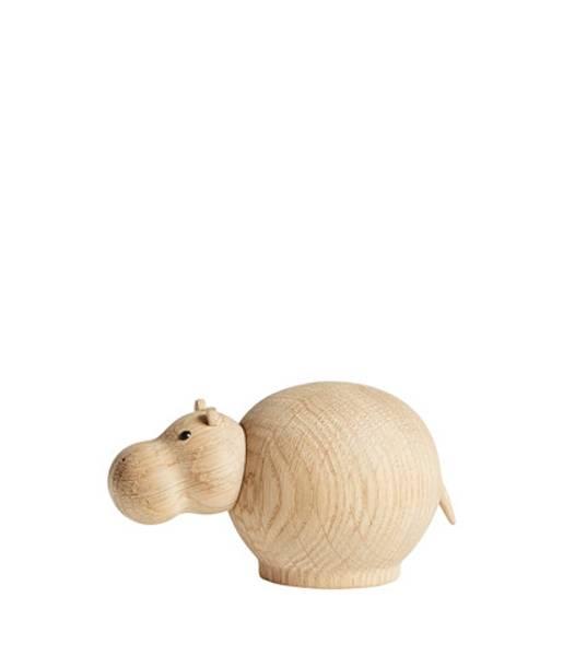 Bilde av Woud Hibo Hippopotamus small