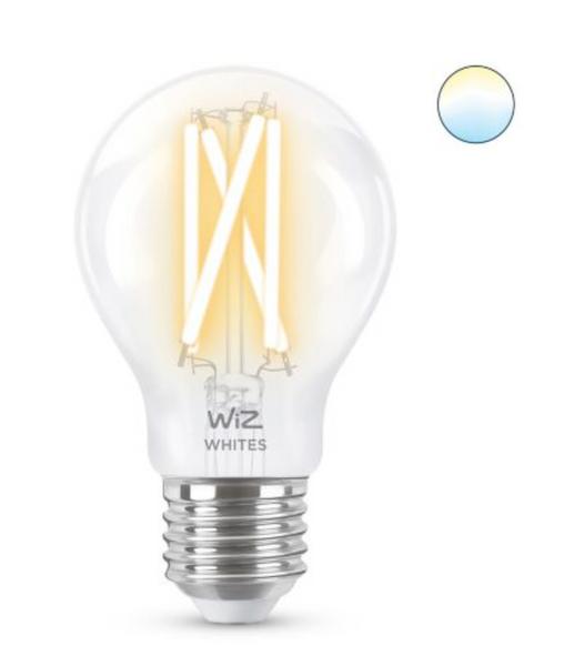 Bilde av Wiz Wi-Fi TW/6.7W A60 CL 927-65 E27 6/1PF KLAR