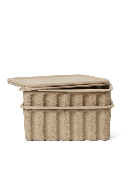 Bilde av Ferm Living paper pulp box