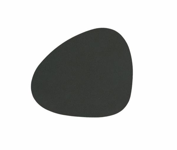 Bilde av Glass Mat Curve 11x13, Nupo Dark Green