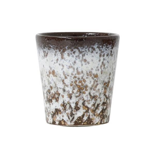 Bilde av keramik 70`s kopp