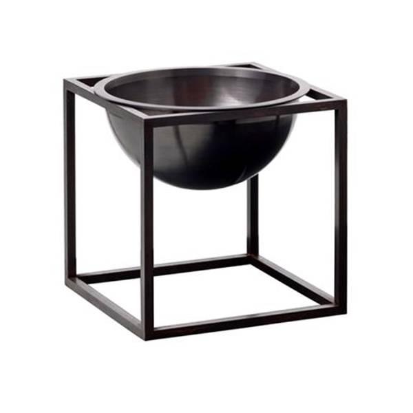 Bilde av By lassen kubus bowl small, burnished copper
