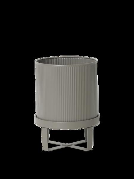 Bilde av Ferm Living Bau Pot- Small- Warm Grey