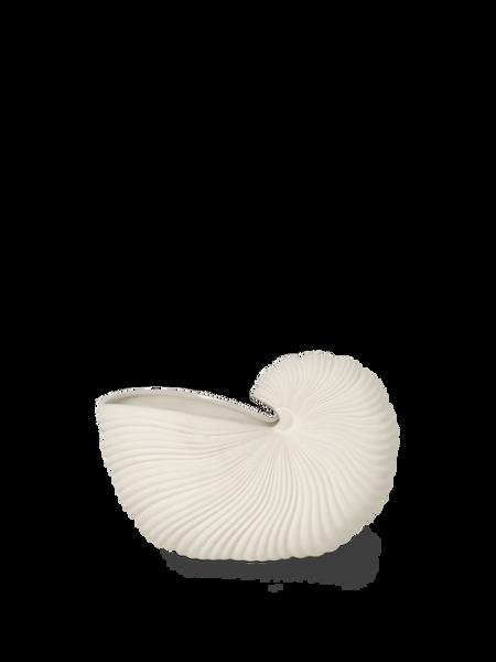 Bilde av Ferm Living Shell Pot- Off White