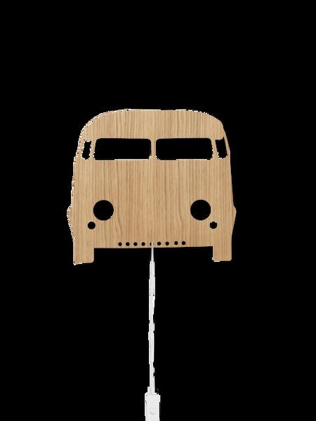 Bilde av Ferm Living Car Lamp - Oiled Oak