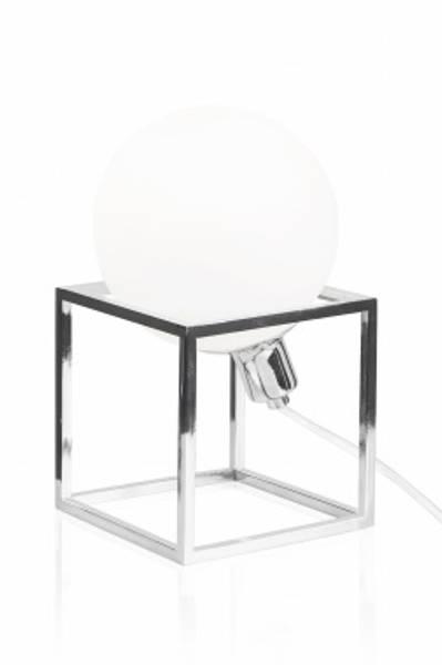 Bilde av Globen cube, krom