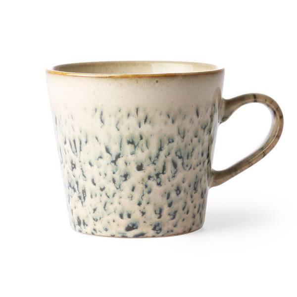 Bilde av HK Living 70´s cappuccino mug hail