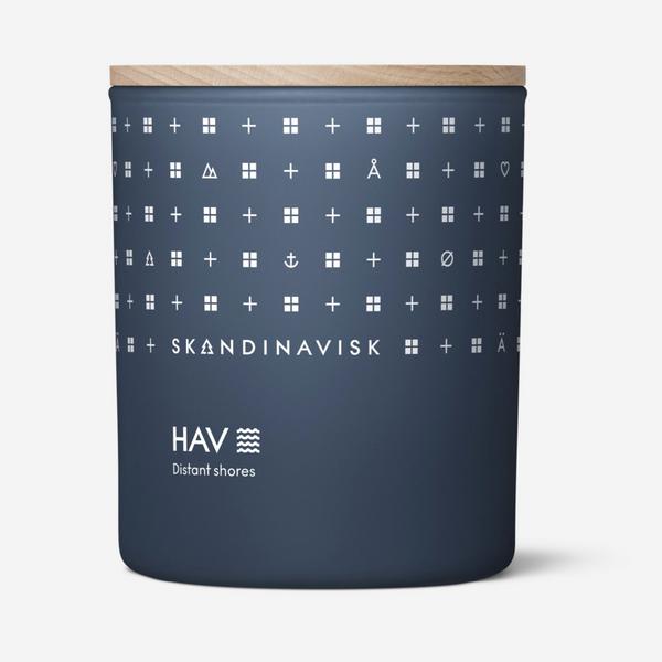 Bilde av Skandinavisk scented candle, HAV