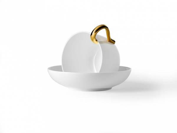 Bilde av DesignhouseStockholm Mina cup & saucer