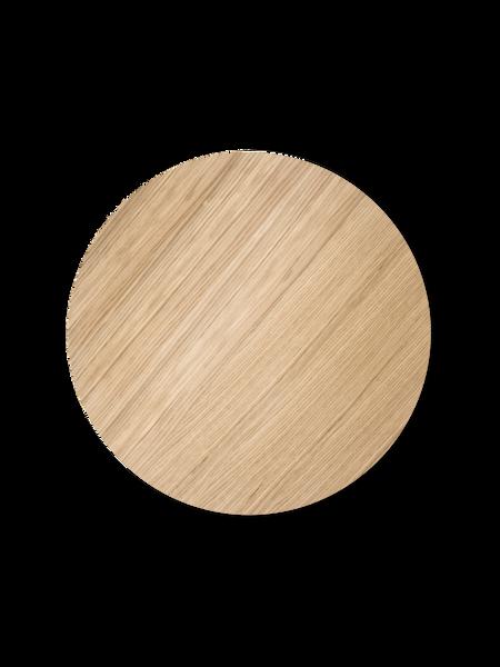 Bilde av Ferm Living Wire Basket Top- medium oiled oak