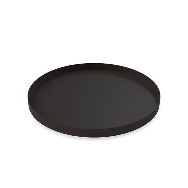 Bilde av Cooee tray circle 40cm, sort