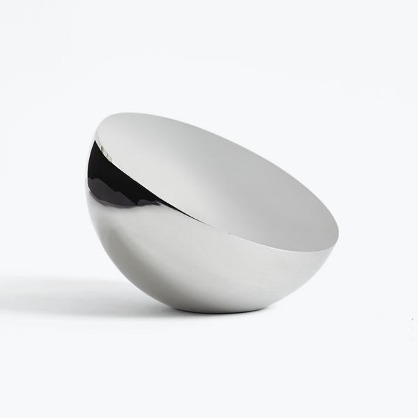 Bilde av Aura Table Mirror Stainless Steel