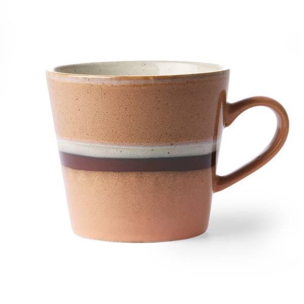 Bilde av HK Living 70´s Cappuccino mug, steam
