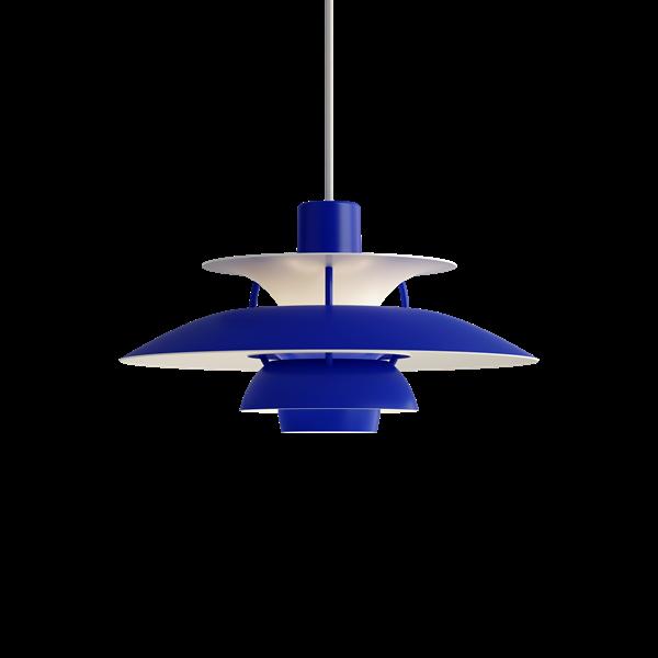 Bilde av Louis Poulsen PH 5 mini monochrome, blue