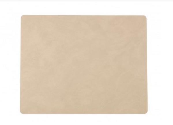 Bilde av Bordbrikke 35x45 Square L nupo sand