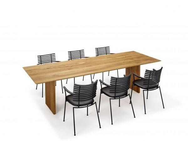Bilde av GM 3500-21 straight spisebord