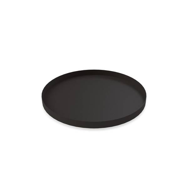 Bilde av Cooee tray circle 30cm, sort