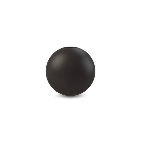 Bilde av Cooee candlestick ball 10cm, sort