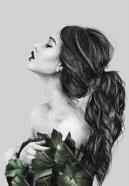 Bilde av Sofia 50x70