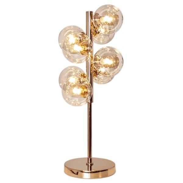 Bilde av Splendor bordlampe gull/amber