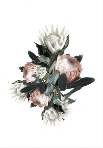 Bilde av Floral 30x40