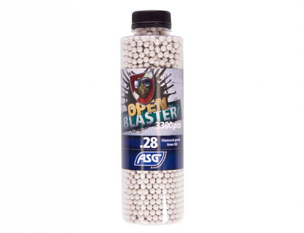OPEN BLASTER 0,28G - 3300 PCS