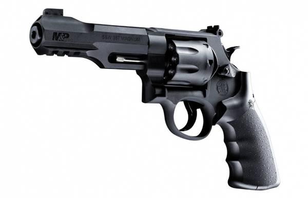 SMITH & WESSON M&P R8 - Softgun Revolver