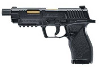 Luftpistoler med&uten Blowback