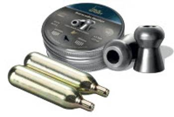 LuftvåpenKuler & Drivmiddel