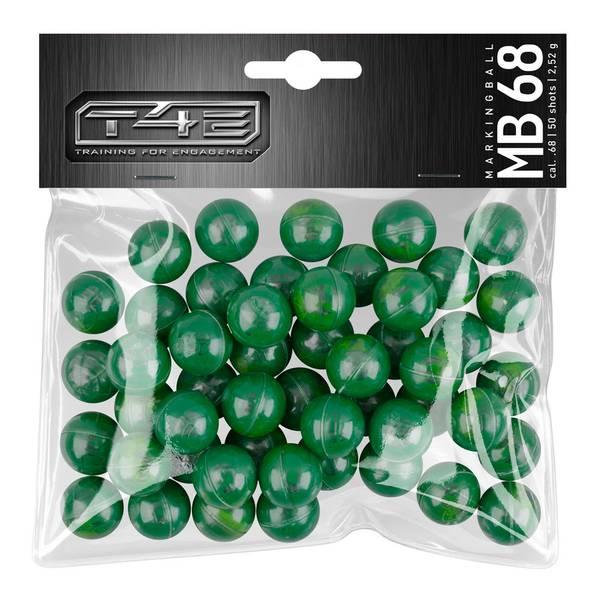 Markeringsball - T4E MB .68 - 50stk