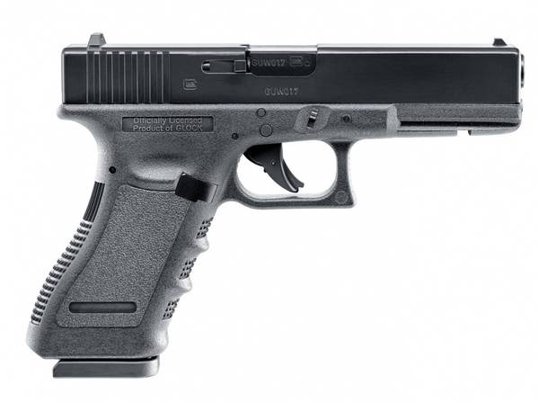 Glock 17 - Blowback Luftpistol