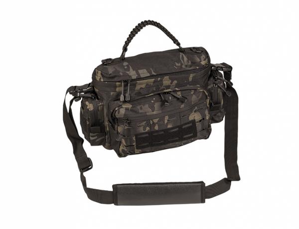 TACTICAL PARACORD BAG SM - MULTITARN BLACK