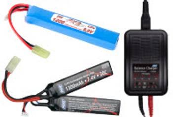 Batteri & Ladere