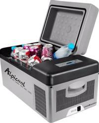 Kjøleboks ALPICOOL Jr kompressor 15L m/Bluetooth