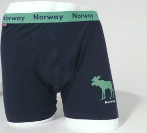 Bilde av Bokser shorts Marineblå