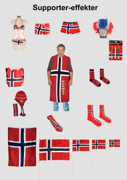 Heia Norge Support Lue