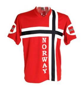 Bilde av Heia Norge Support T-skjorte