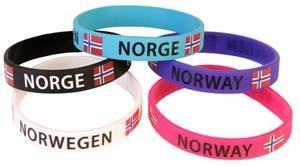 Bilde av Heia Norge Armbånd i flere