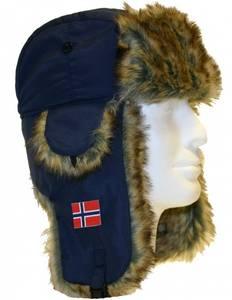 Bilde av Heia Norge Ørelapp Lue med