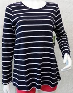 Bilde av Bambus Marineblå Dame topp