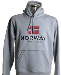 Bilde av Hettegenser Norway grå