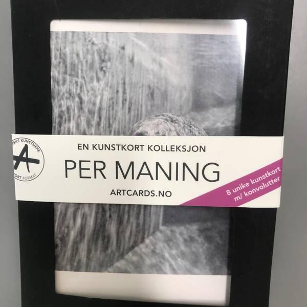 Bilde av Art Cards - Per Maning