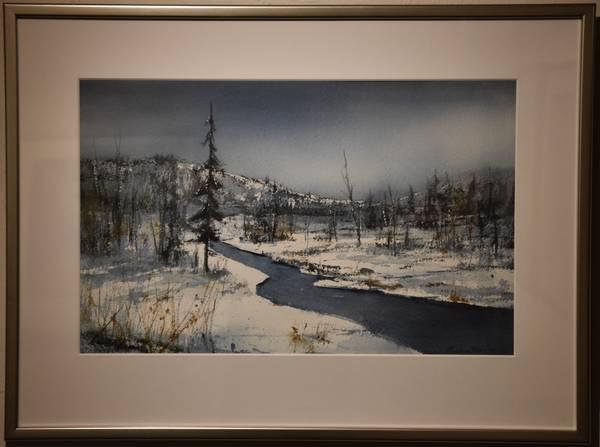 Bilde av Hilde Karlsen - Vinter