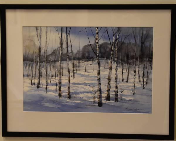 Bilde av Hilde Karlsen - I vinterskogen