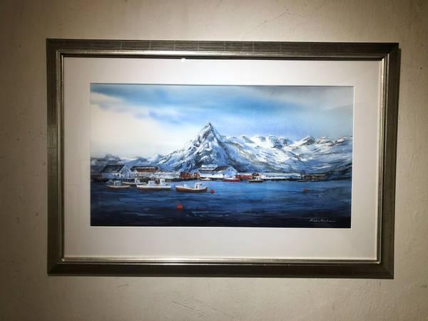 Bilde av Hilde Karlsen - Lofotfiske