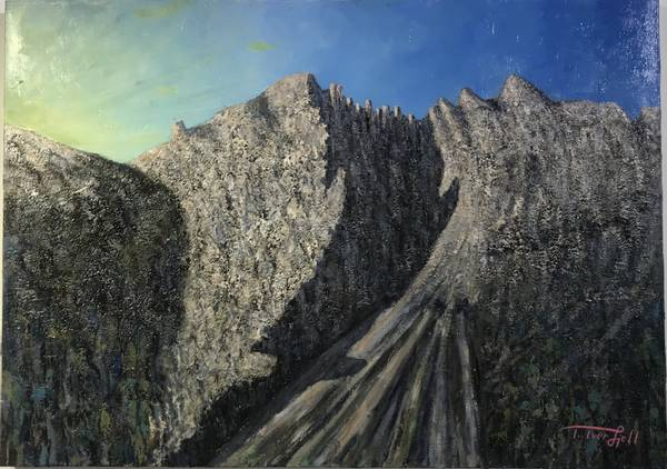 Bilde av Terje Tverfjell - Trollveggen