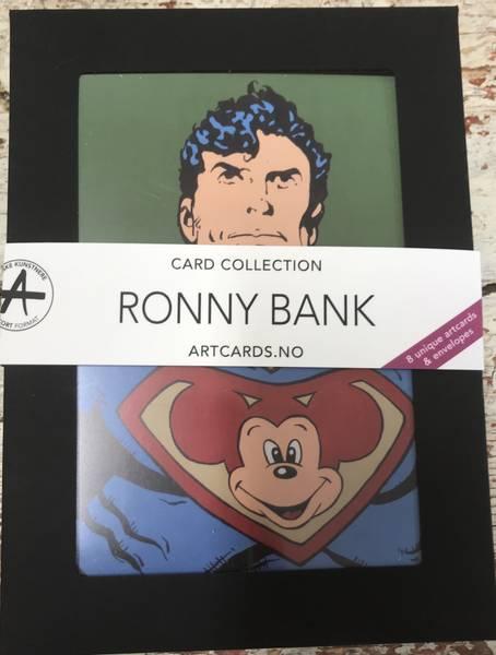 Bilde av Art cards - Ronny Bank