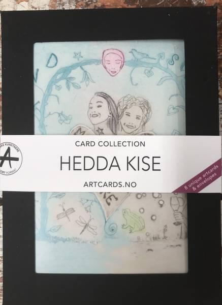 Bilde av Art Cards - Hedda Kise